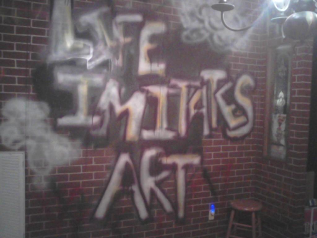 Life Imitates Art