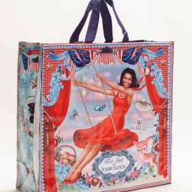 Michelle Obama Shopping Bag